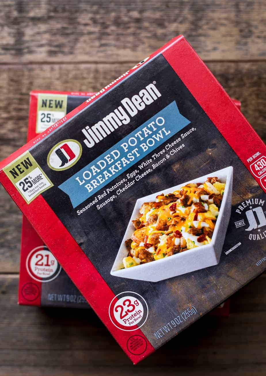 Jimmy Dean Bowls from Albertsons is the perfect meal solution for you!