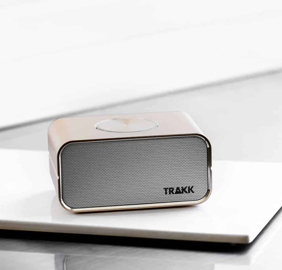 TRAKK CEO TR9S niversal Wireless Portable Bluetooth Speaker with Power Bank