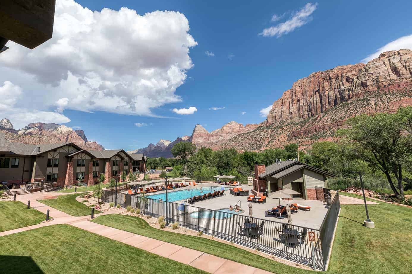 Best Place to Stay for Zion National Park: SpringHill Suites