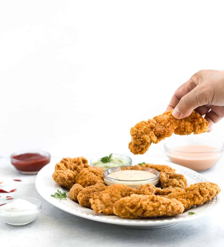 dipping sauces for crispy chicken strips