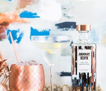 The Elyx Martini