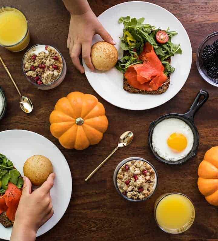 Hosting the Perfect Brunch with NANCY'S Petite Stuffed Bagels