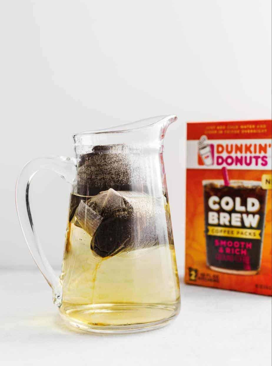 classic cold brew iced coffee recipe