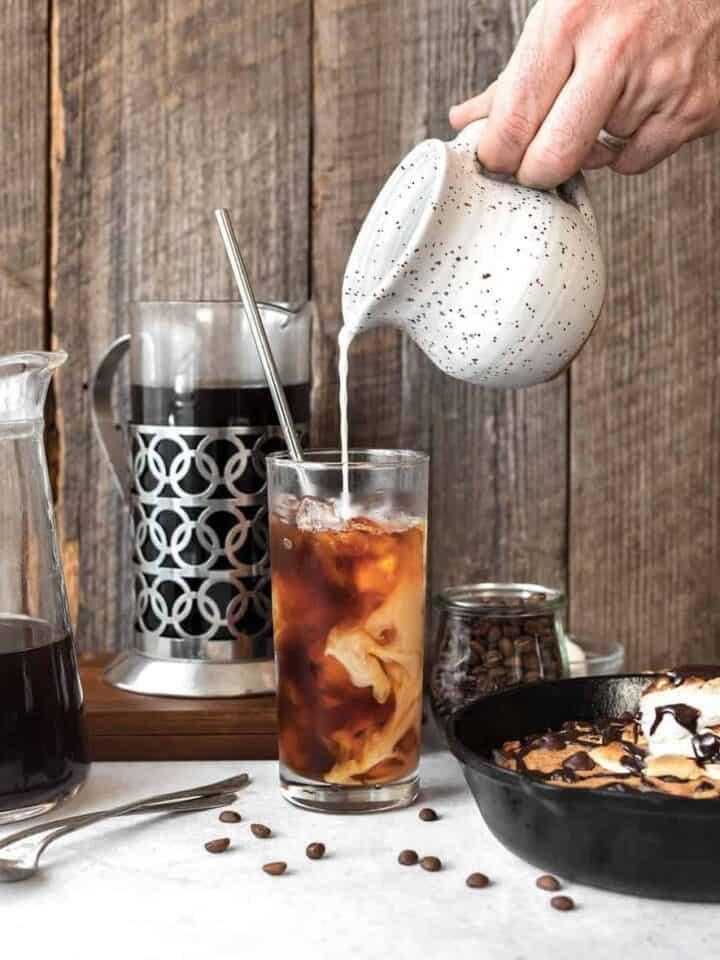 classic cold brew iced coffee recipe