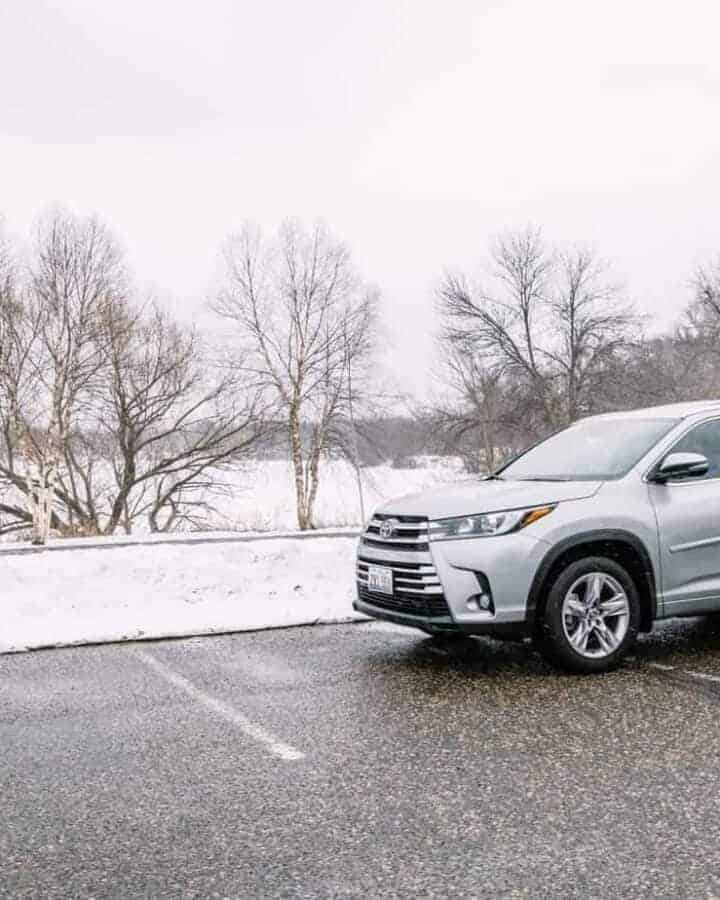 Lets Go Places with Toyota Highlander