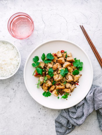 Szechuan Peppercorn Chicken