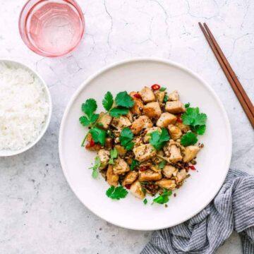 Szechuan Peppercorn Chicken