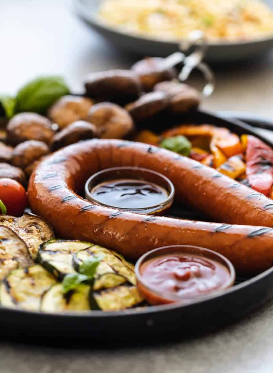Master Your Summer with Hillshire Farm® Smoked Sausage