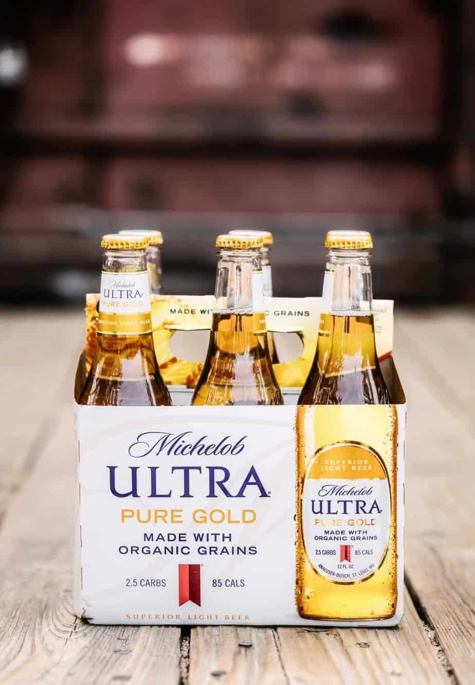 Michelob ULTRA Pure Gold: Live Life to the Fullest