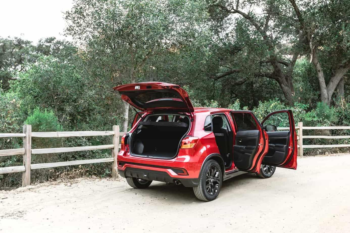 San Diego Weekend Fun in a Mitsubishi Outlander Sport LE AWC