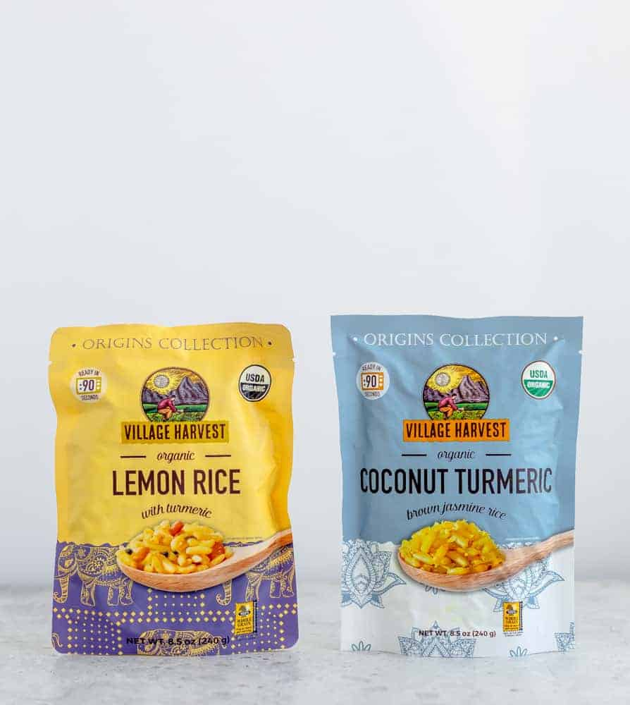 Making Healthier Choices with Village Harvest Origins Collection
