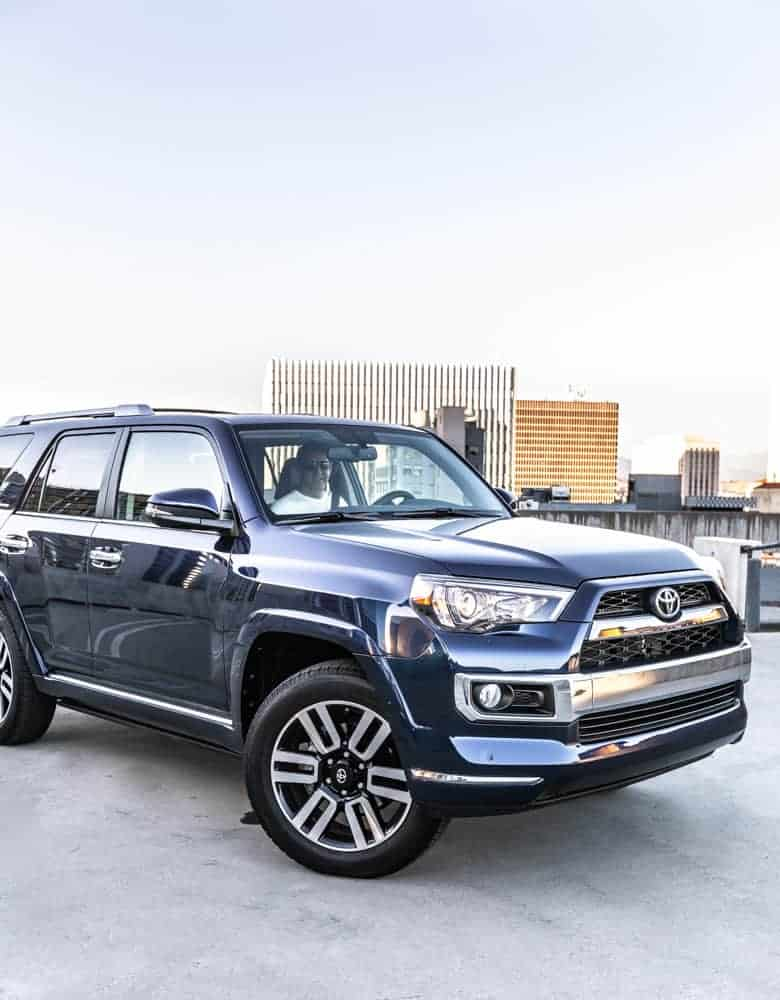 Slaying It With the 2018 4Runner Limited