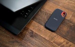 SanDisk - Extreme 1TB External USB 3.1 Gen 2 Drive