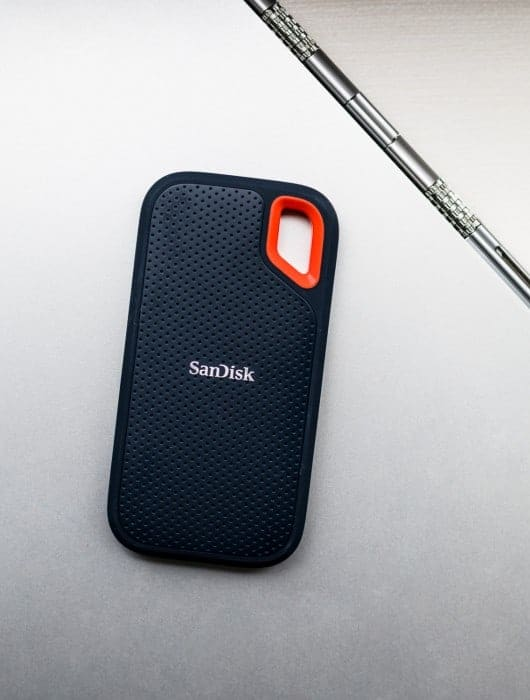 How I Secure Important Files on the go: SanDisk - Extreme 1TB External USB 3.1 Gen