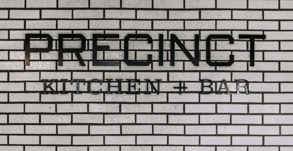 Precinct Kitchen + Bar at Loews Boston Hotel