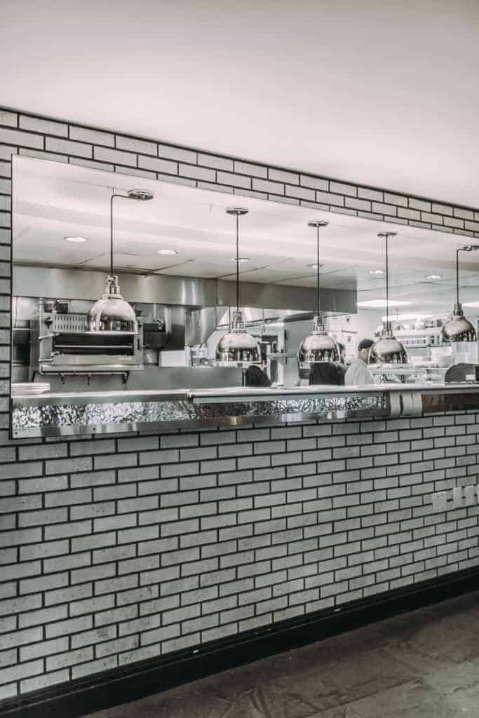Precinct Kitchen And Bar Boston