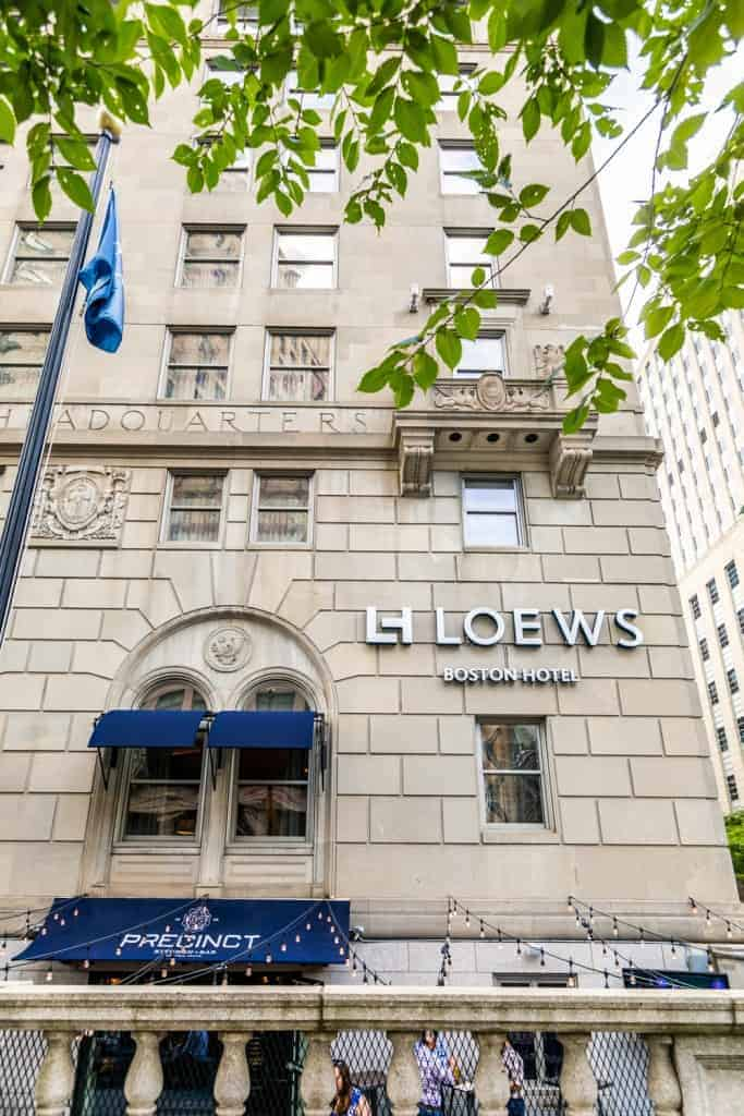 Loews Boston