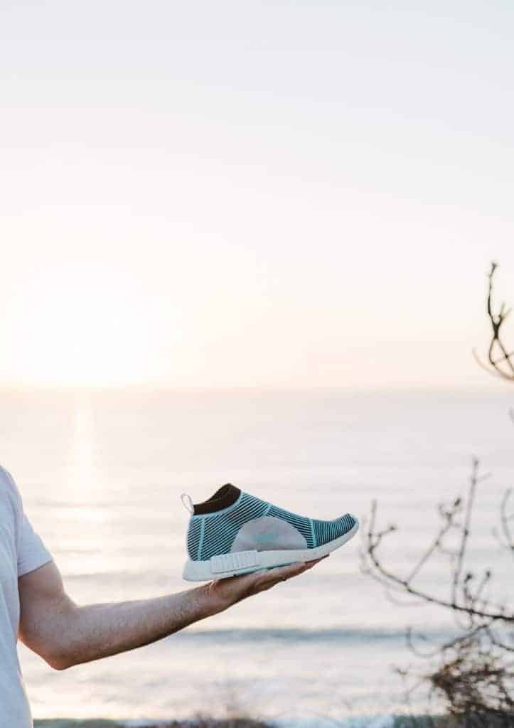 Adidas Shoes made from Upcycled Ocean Plastic? Yes Please!
