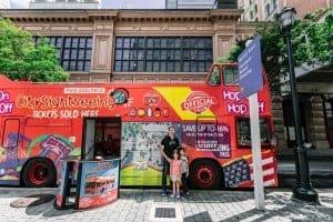 Loews Philadelphia Hotel - Hop on Hop Off Bus