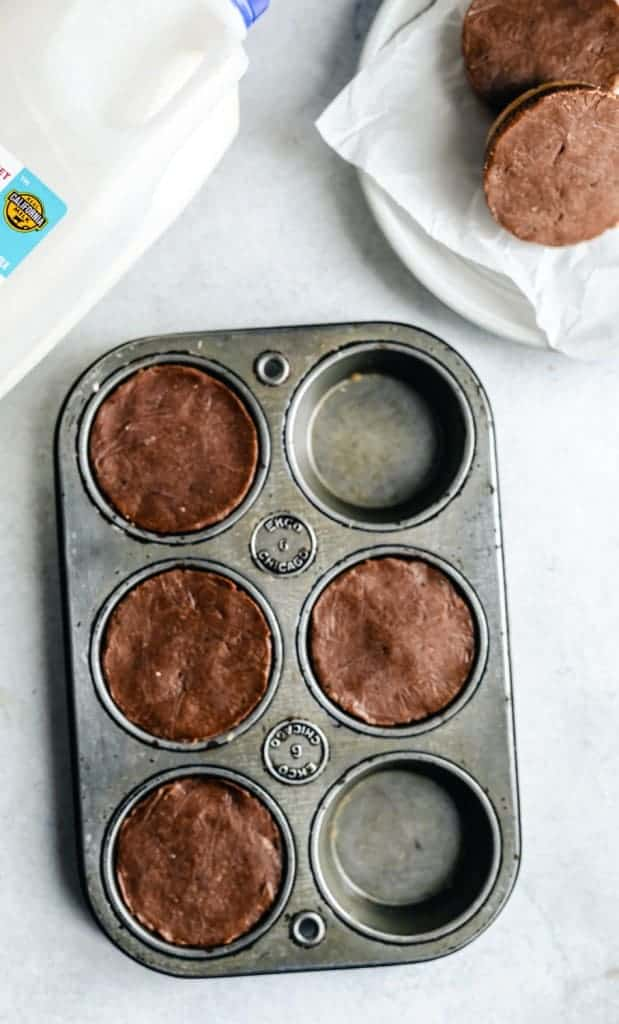 No Bake Chocolate Peanut Butter Protein Bites