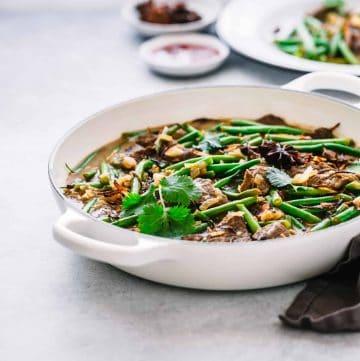 Tamarind Beef Curry