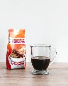 Dunkin' Donuts® Spiced Caramel Coffee Cake Latte