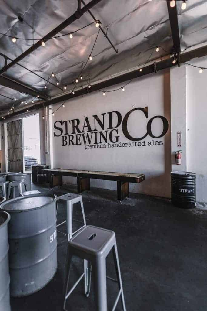 Discover Torrance Strand Brewing