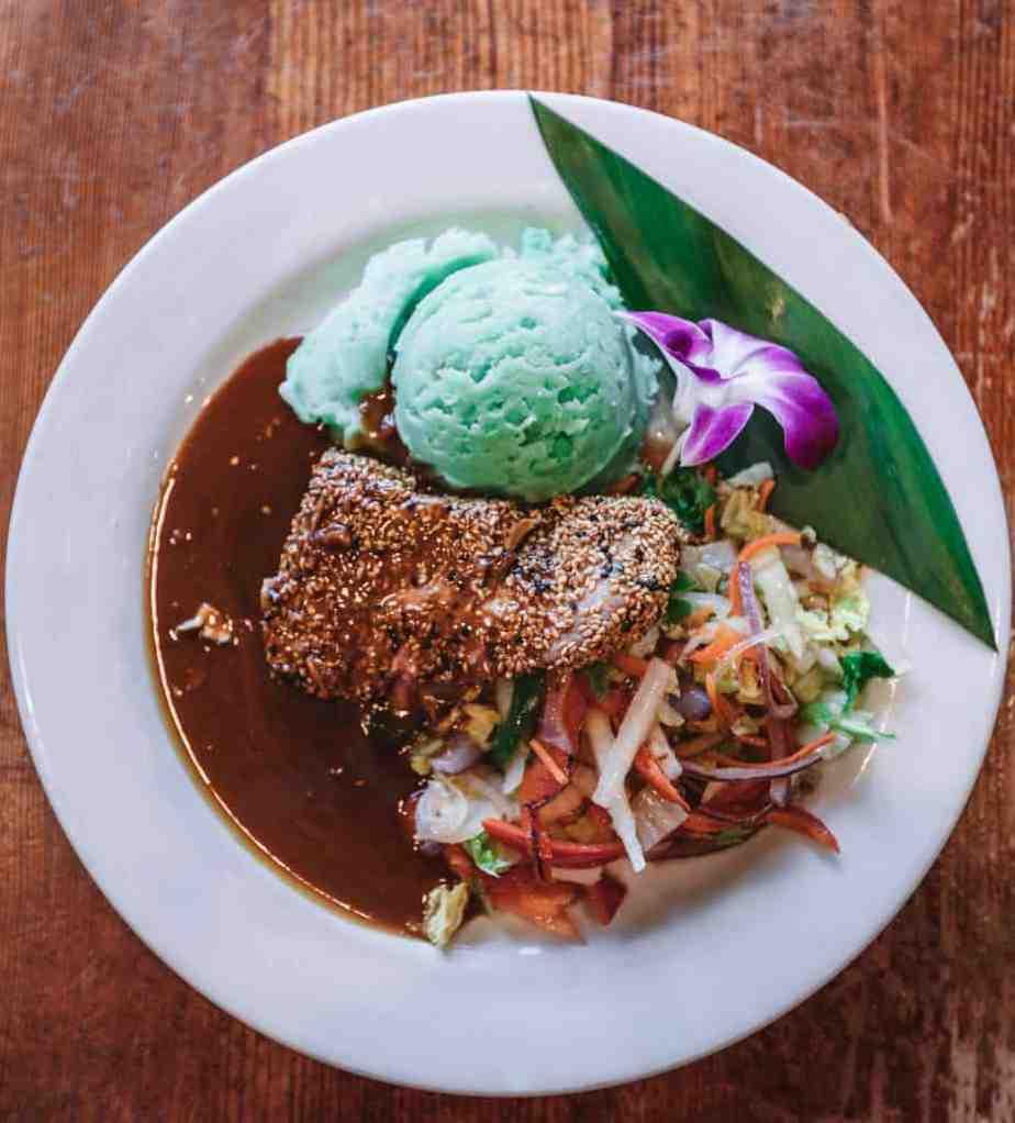 Discover Torrance King's Hawaiian