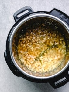 Instant Pot Great Northern Bean Soup
