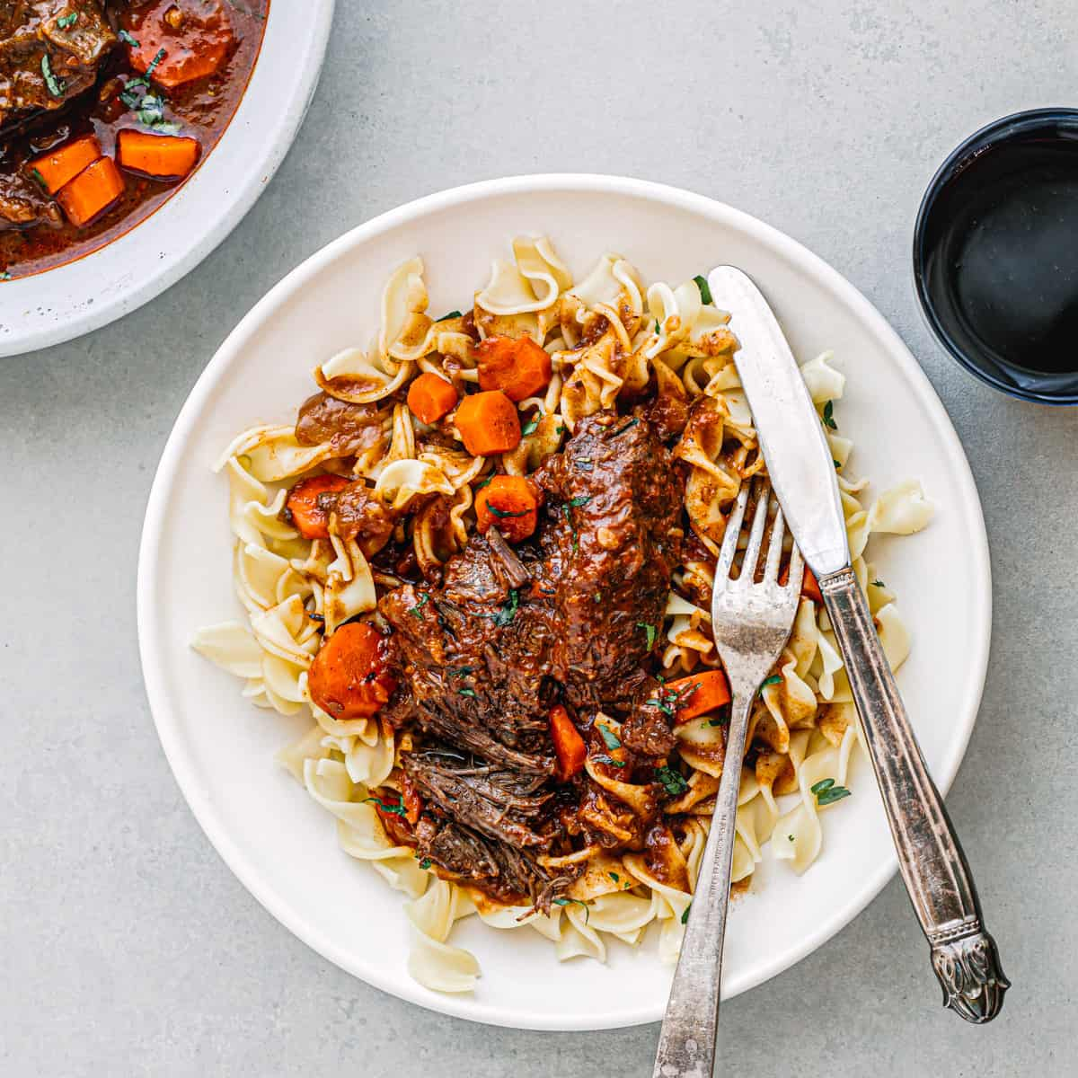 Instant Pot Boneless Beef Short Ribs