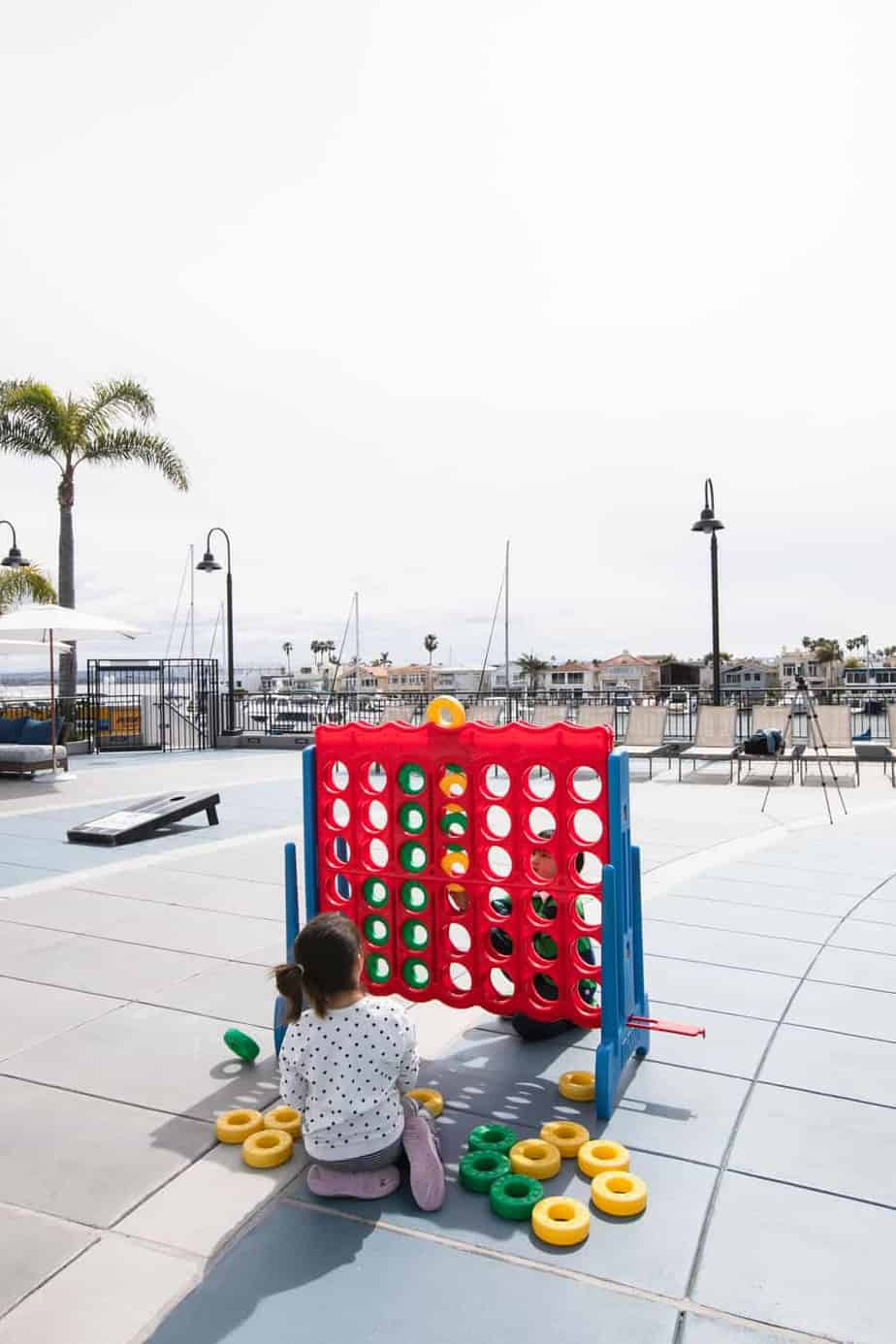 Loews Coronado Play Area