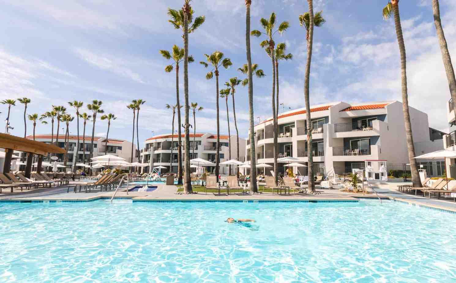 Loews Coronado Swimming Pool