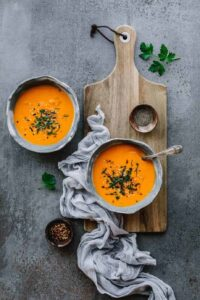 instant pot root vegetable soup