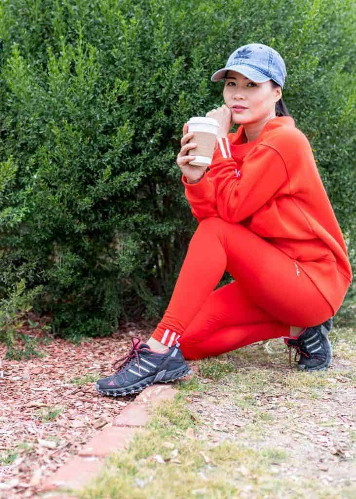 Adidas Coeeze Sweatshirt Mothers Day Gift Idea