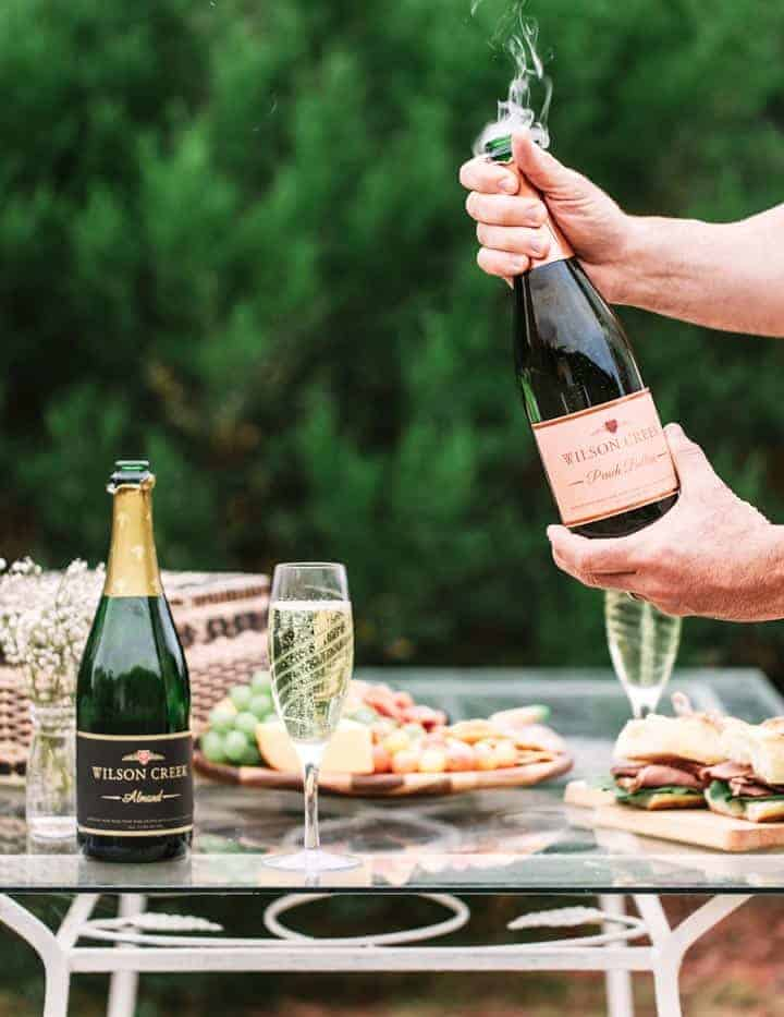celebrate the little things in life with wilson creek wine