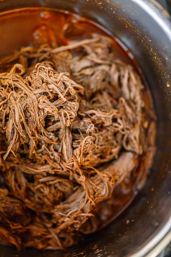 How to Make Pulled Beef in an Instant Pot