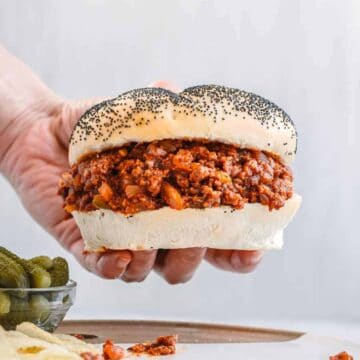 Homemade Sloppy Joes - Easy and Tasty