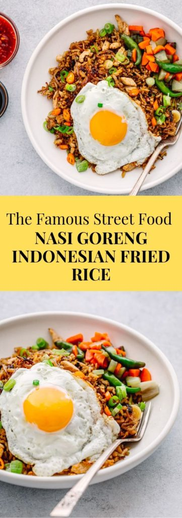 Authentic Nasi Goreng Indonesian Fried Rice Recipe