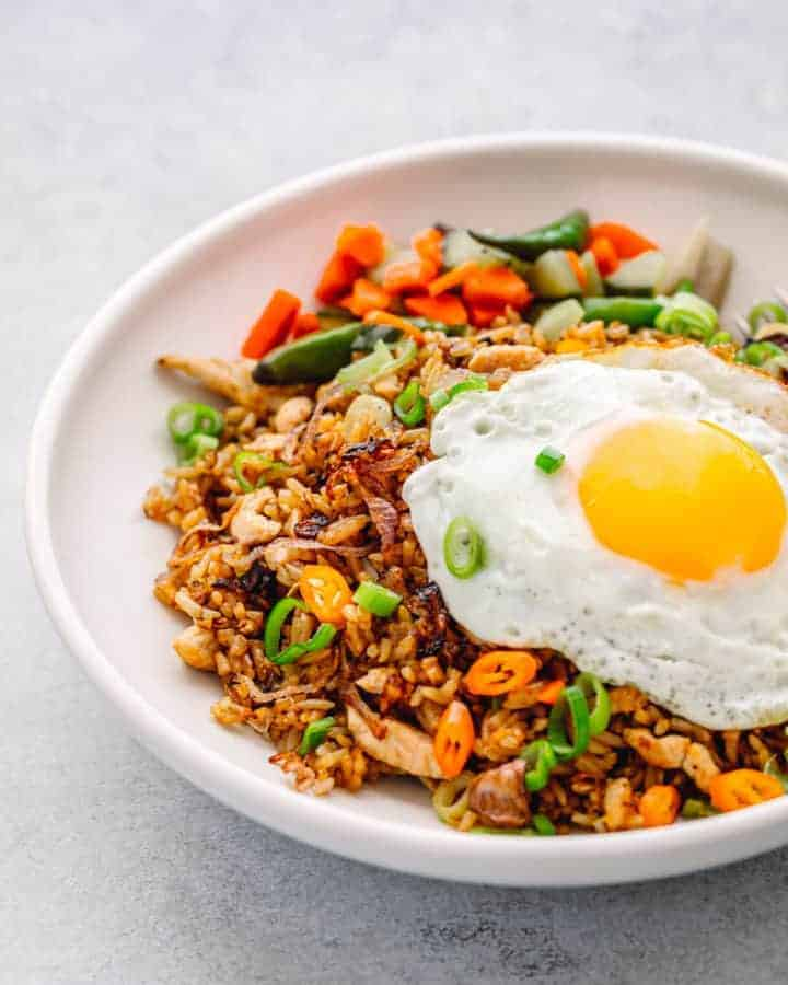 Nasi Goreng Recipe - Indonesian Fried Rice