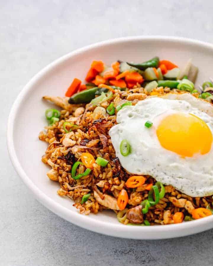 Nasi Goreng Recipe - Indonesian Fried Rice