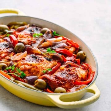 Harissa Chicken Recipe