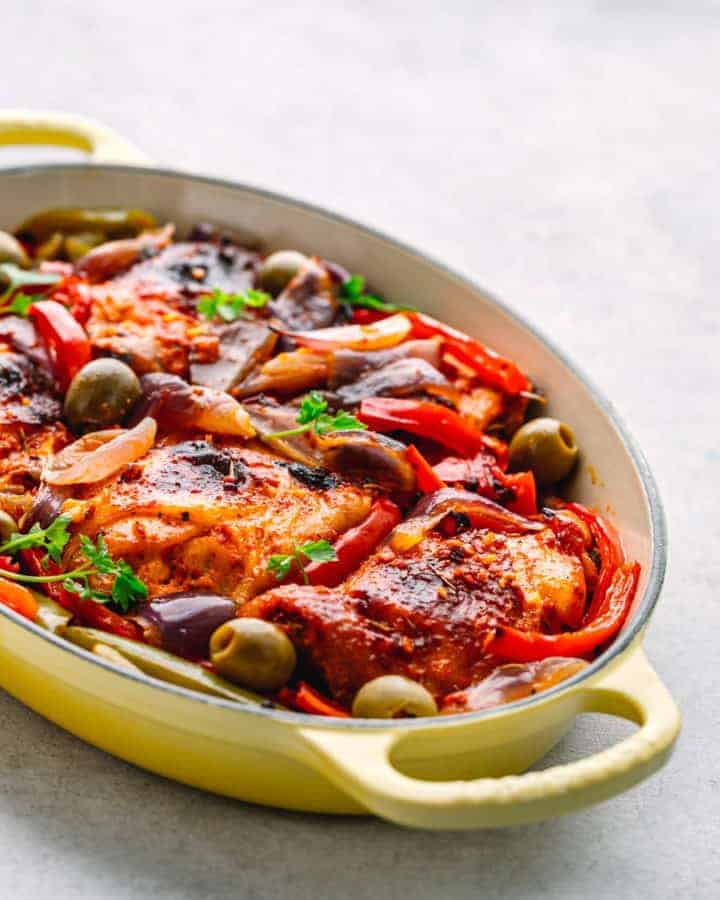 Harissa Chicken Recipe