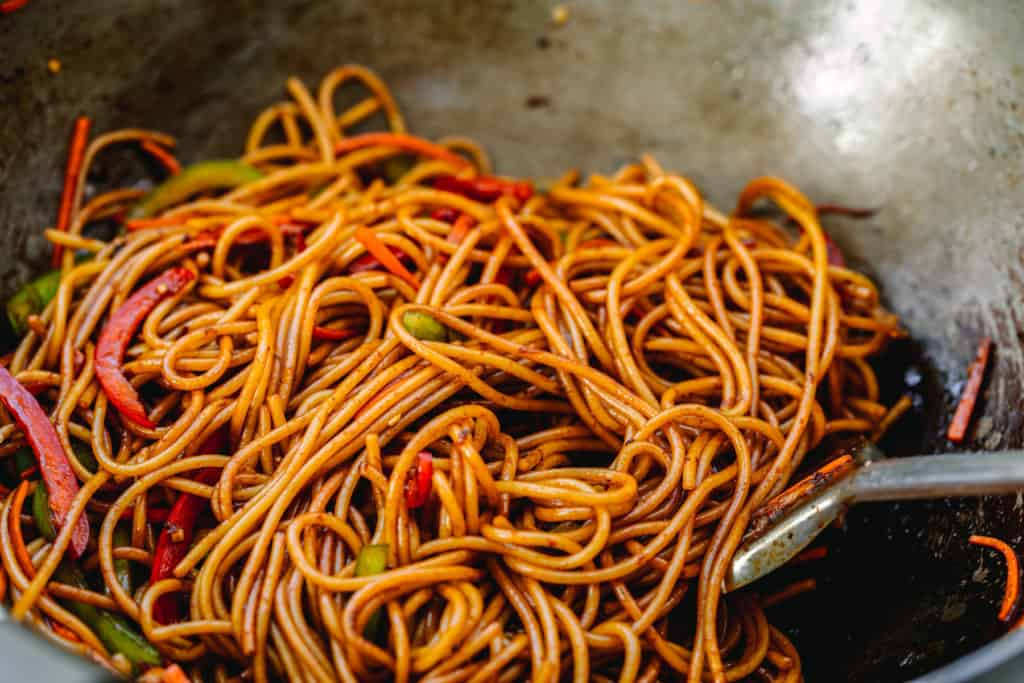 The Best Thai Noodles Recipe