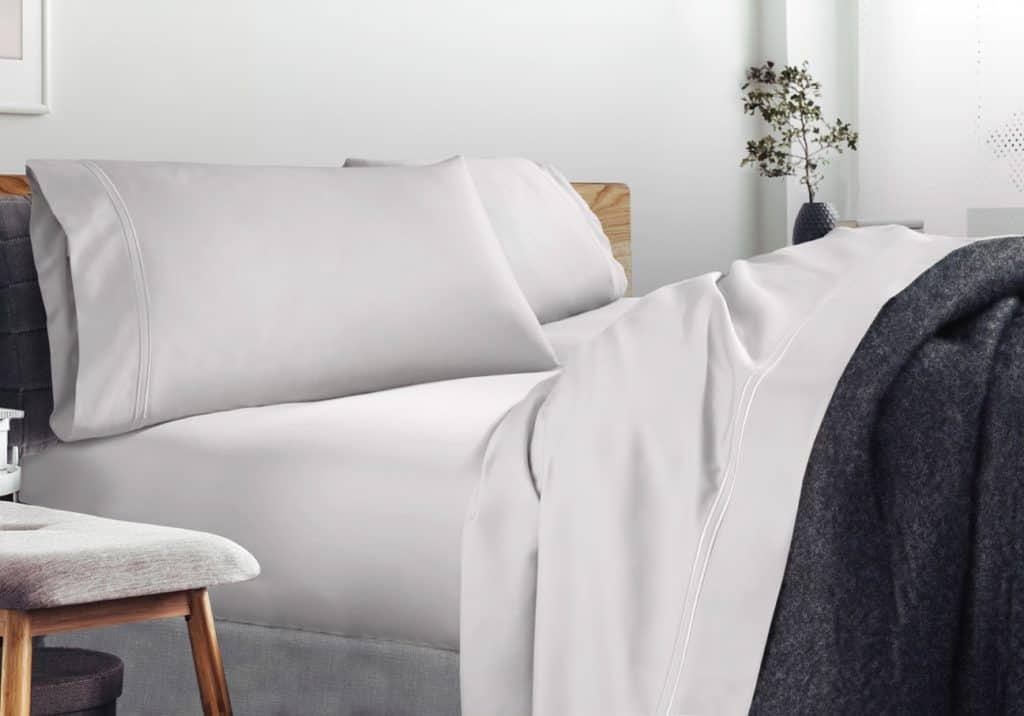 Review of Elements Premium Tencel Sheet Set by PureCare