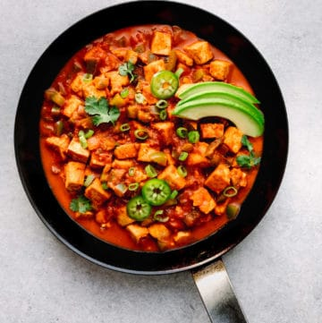 Tofu Rancheros Recipe
