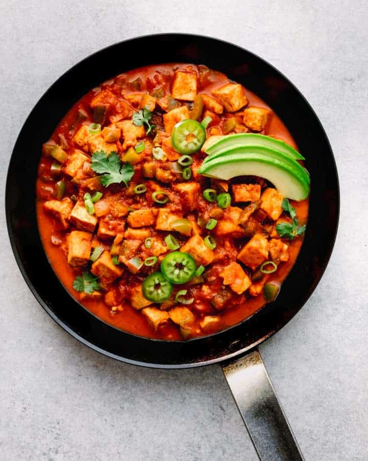 Tofu Rancheros Recipe