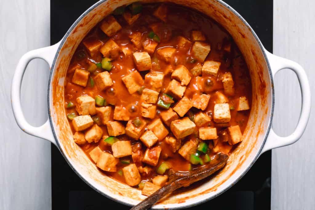 Tofu Rancheros