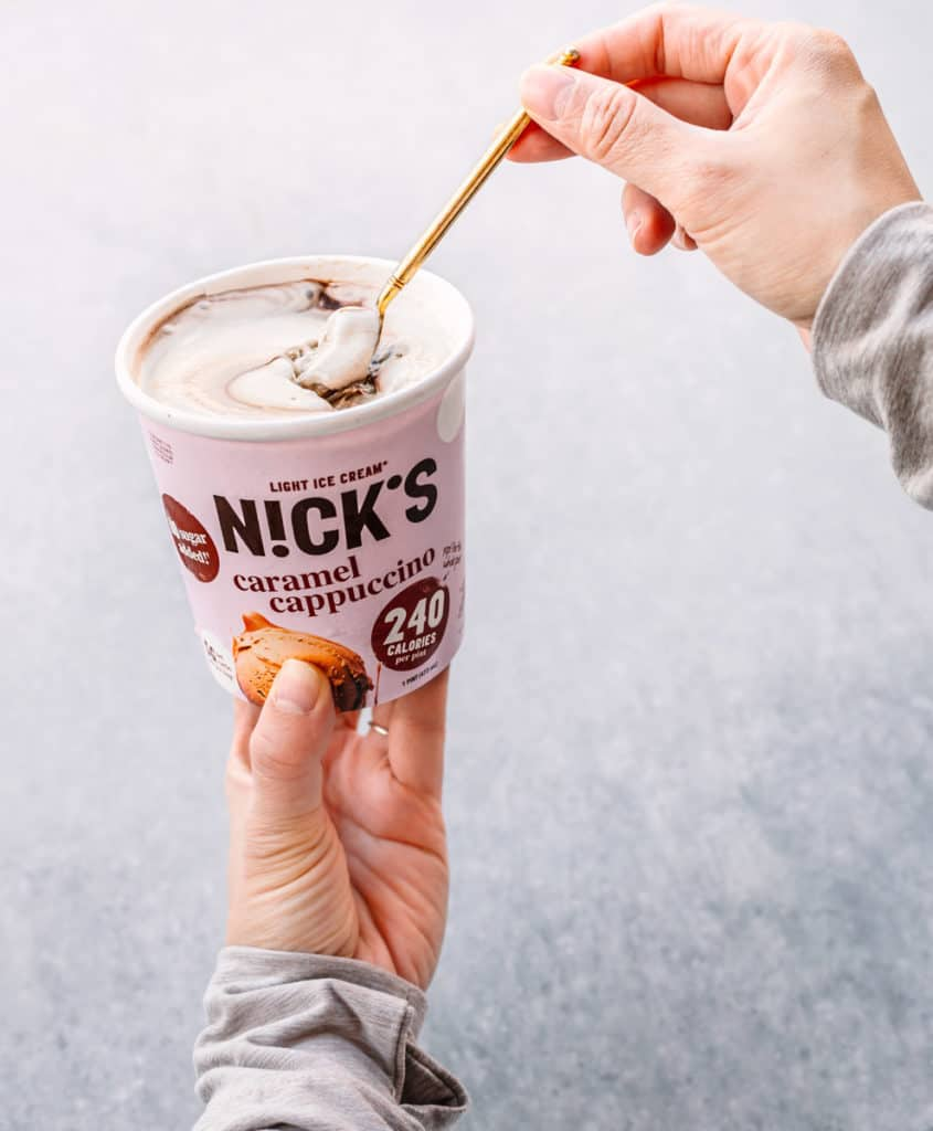 N!CK'S Swedish-style Light Ice Cream