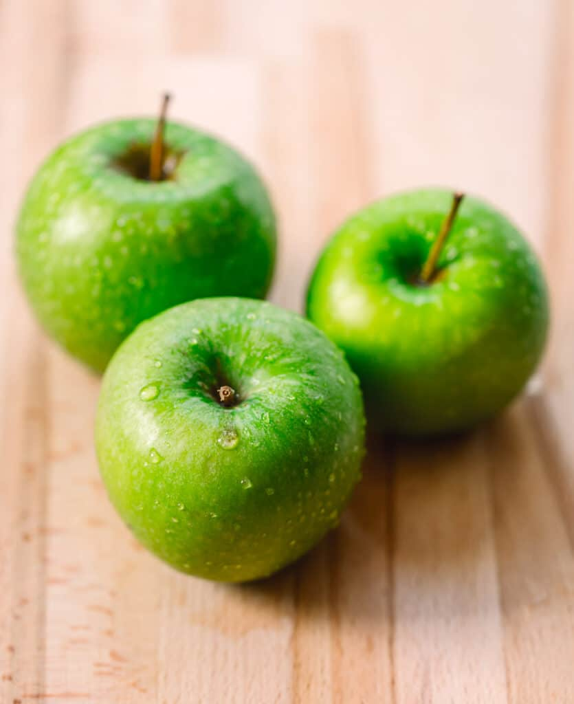 Granny Smith for Apple Cheddar Pie