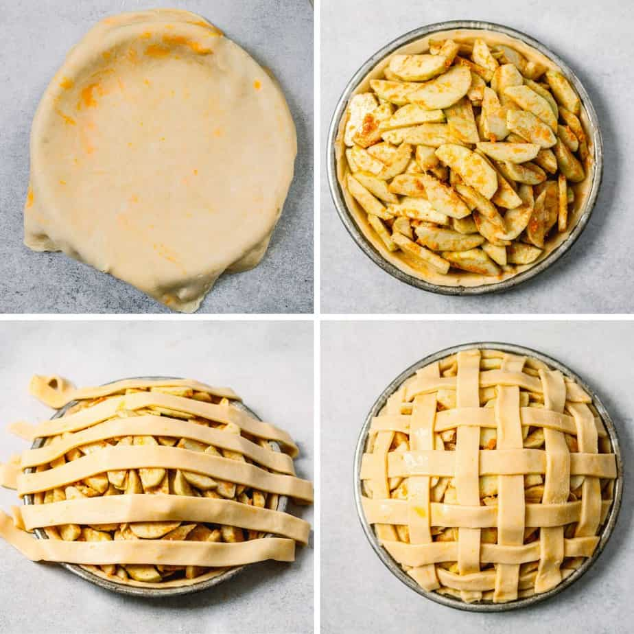 How to Make Apple Pie with Cheddar Cheese